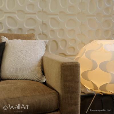 3D_Wallart_Pebbles
